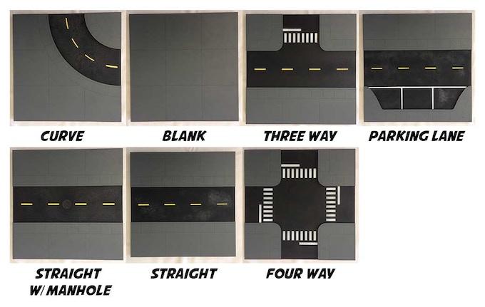 Tile Options