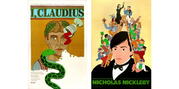 """For $360: """"I, Claudius."""" For $249: """"Nicholas Nickleby."""" Plus a copy of """"At War with War."""""""