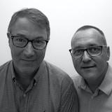Tom Brooks and Pietro Veragouth