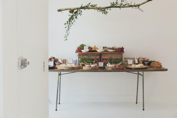Medium size grazing table | EXAMPLE OF PLEDGE REWARD