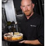 Ken Simon, CCO Chief Cheesecake Officer