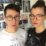 Clio Chaffardon & Benjamin Dennel