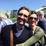 Nick and Joanna Sansone