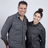 Belen Rivera and Alan Rivera