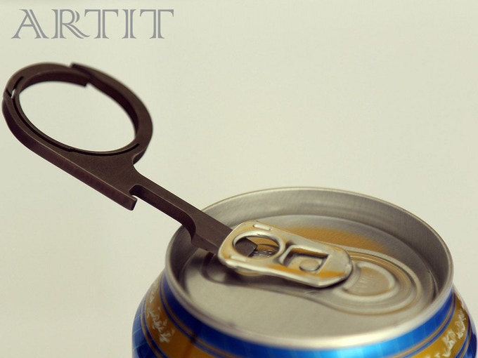 Tiny opener