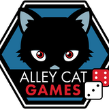 Caezar and Kuly from Alley Cat Games