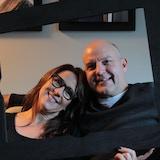 Robin Jones and Steve Raby