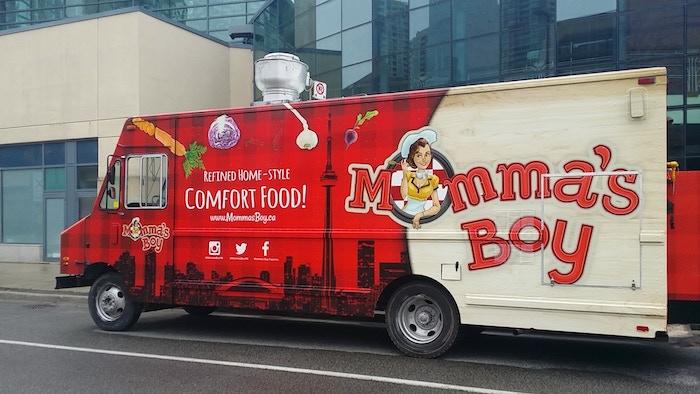 Mommas Boy Food Truck By Mommas Boy Food Truck Kickstarter