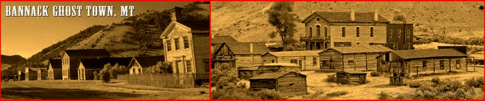 Bannack State Park is one of our original locations from 'Sins of the Past' and has been our go to place for last year's filming.