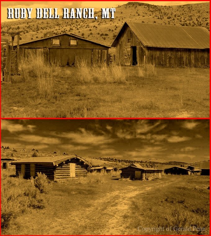 The Ruby Dell Ranch came up during pre-production on 'Money, Blood, and Tombstones' and the finale for that segment was actually filmed at a derelict old cabin located on the ranch and did night filming in the main area.