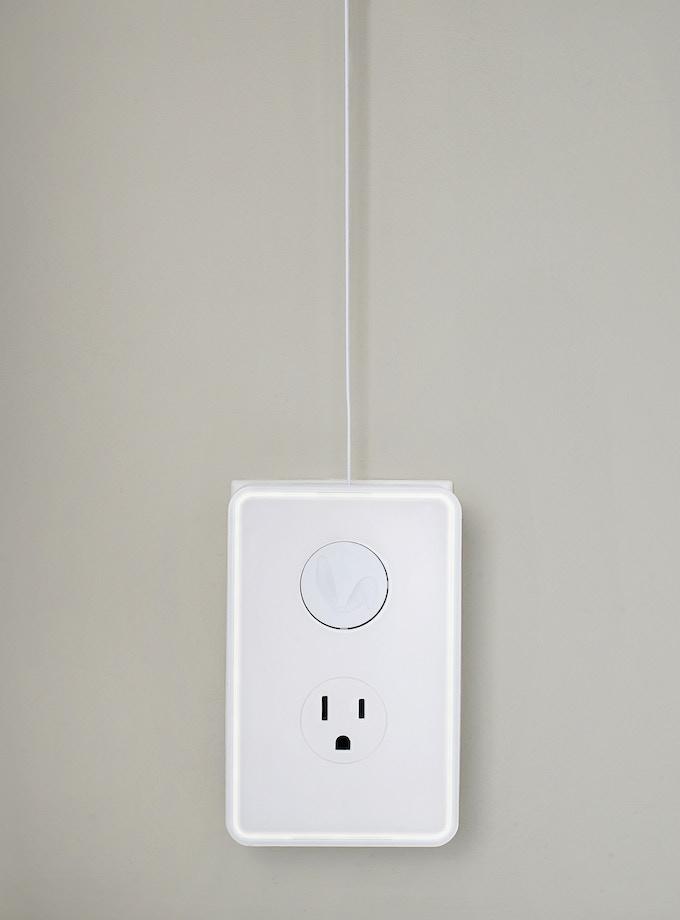 RABBITcharger's perimeter LED light