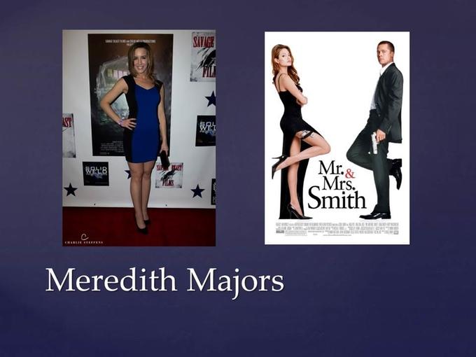 Meredith Majors Nude Photos 22