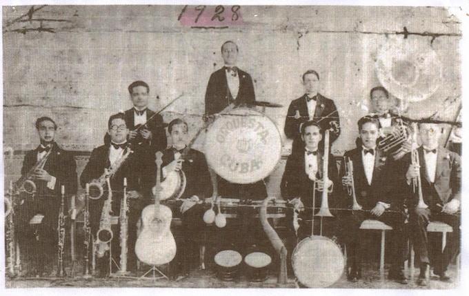 1929 Orquesta Cuba, Cuba
