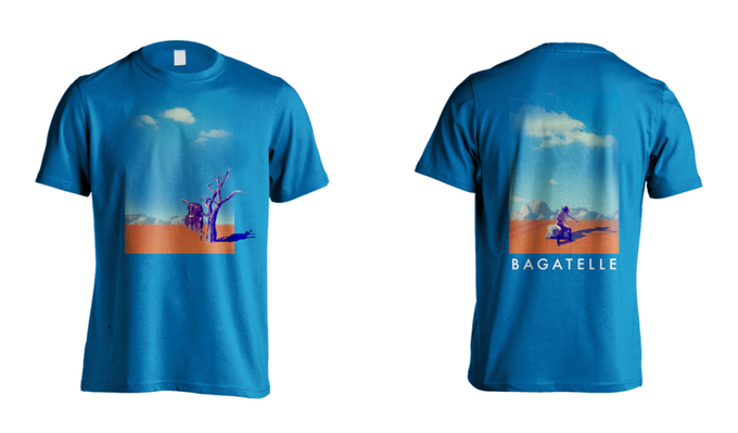 Exhibit A: the official Bagatelle t-shirt