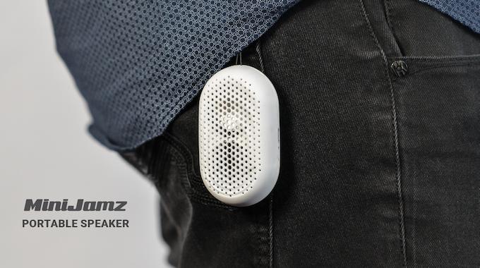 Grab a reward with MiniJamz to take your air guitar everywhere.