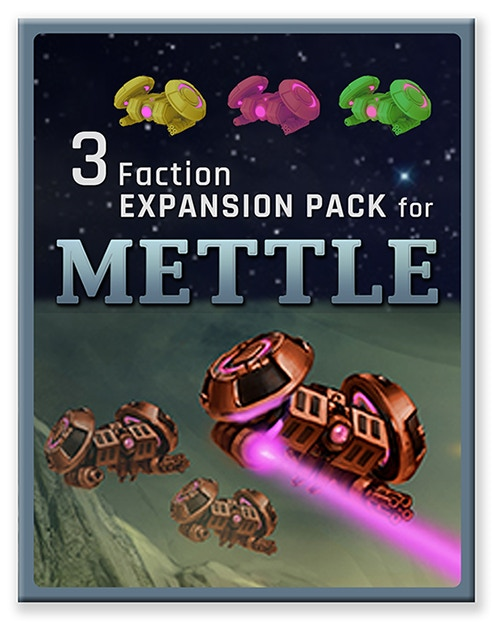 Expansion - 3 Factions