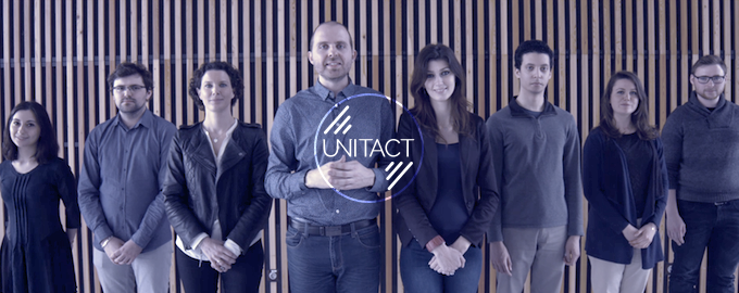 Nous avons besoin de vous pour faire d'Unitact une réalité accessible à tous