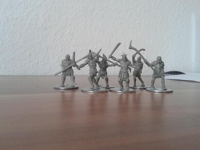 mercenary troops