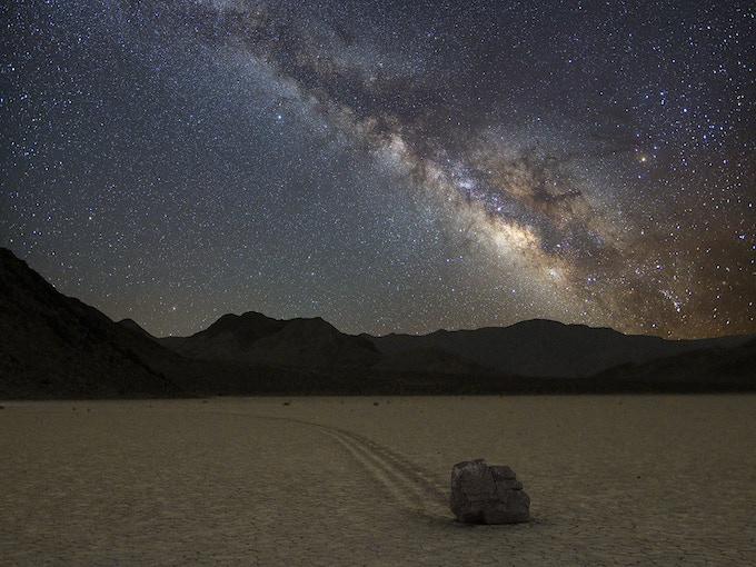 Racetrack Playa -- Death Valley