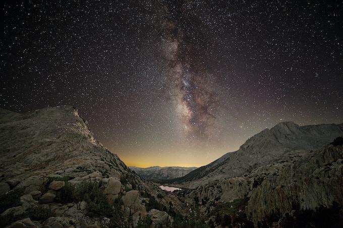 Selden Pass -- John Muir Trail
