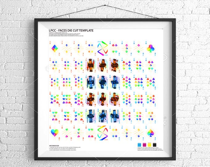 Prism: Day Uncut Sheet