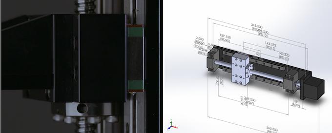 Industrial Grade Linear stage module
