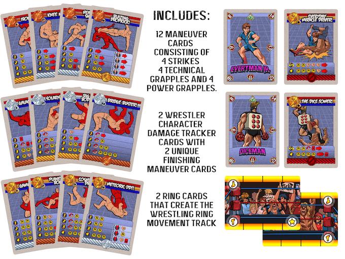 Super Pocket League Extreme Wrestling (SuperP.L.E.X.) by ...