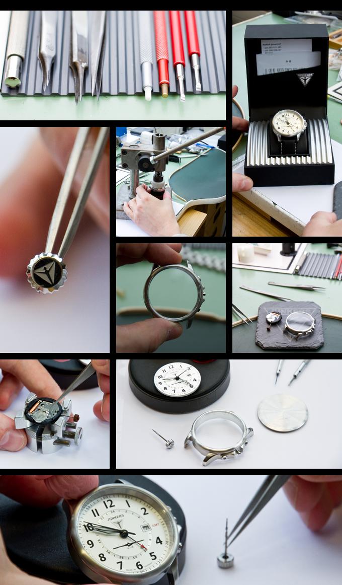Herstellung und Test des Prototyps