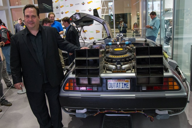 OUT OF TIME Saving The DeLorean Time Machine By Steve Concotelli - Car restoration shows