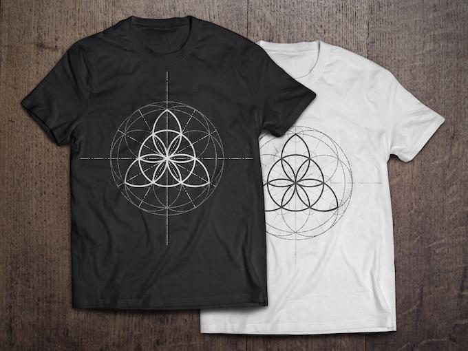 Temple of Unitea: Tea-Shirts