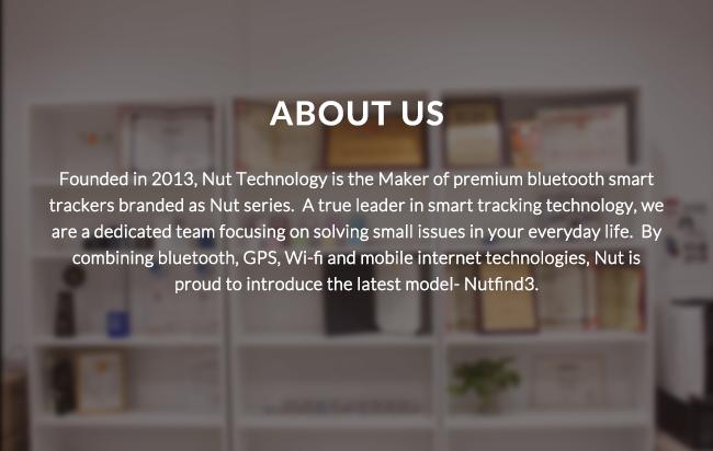 Nut Team.