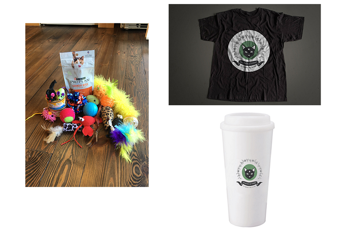 Just a few examples of our rewards!