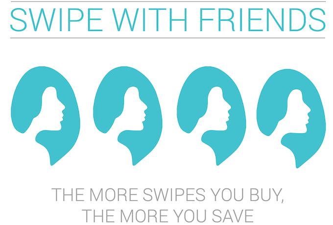 Swipe with Friends