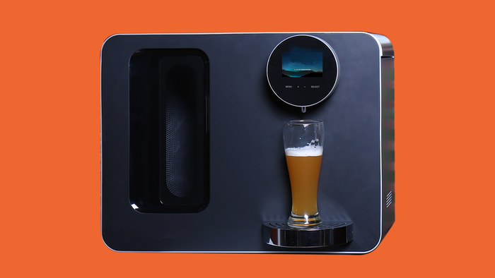 Craft beer made easy... Select your favorite style beer, access our brewmaster app to pick a recipe, insert ingredients, press start. iGuluis now available on InDemand. Please click below to order!