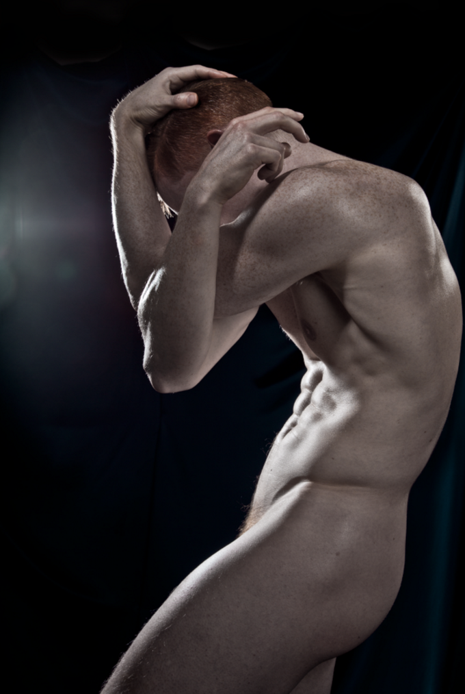 Andreas Holm Hansen from Denmark for Red Hot II