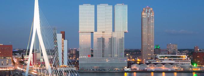 nHow Rotterdam Hotel