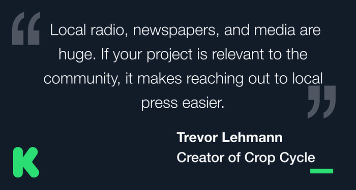 Visit Campus to hear more from Trevor and other creators.