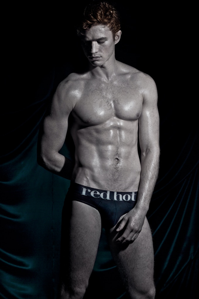 Corbin Furstenburg from South Africa for Red Hot II