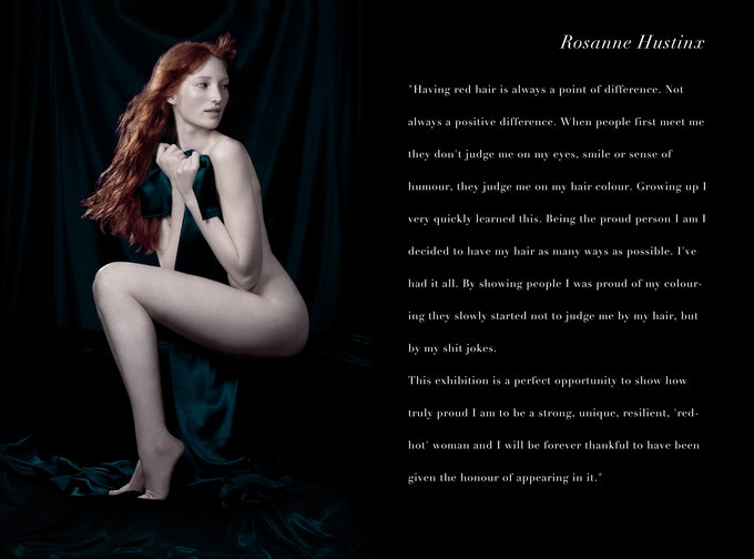 Rosanne Hustinx from France for Red Hot II