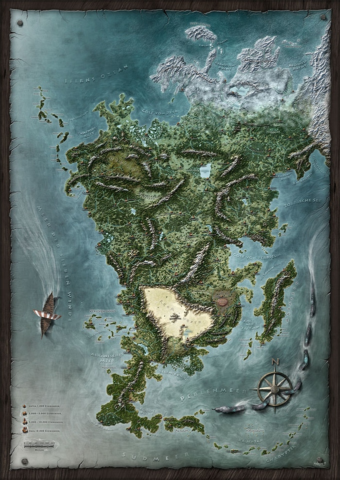 The World of Aventuria