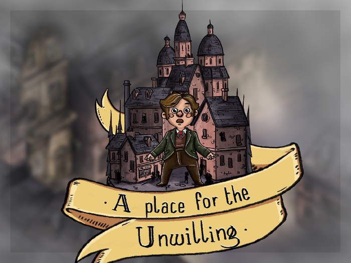Adventure game set in a living city filled with secrets to unveil. An open world inspired by Majora's Mask and Sunless Sea.