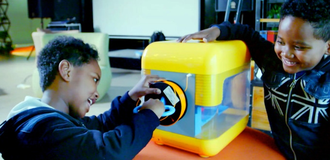 minitoy 3d printer by weistek co ltd kickstarter