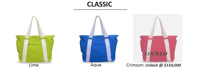 Available in 2 sizes (LARGE & SMALL). Please refer to dimensions section for details.