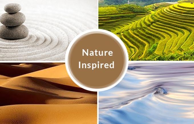 Design Concept - Zen from Nature.