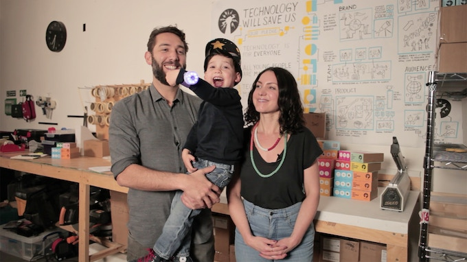Daniel, Ash and Bethany: Co-Founders and Mover Fan #1