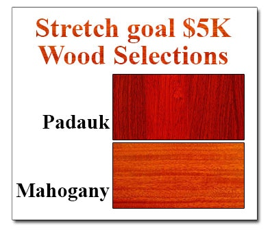 Stretch Goal offerings.