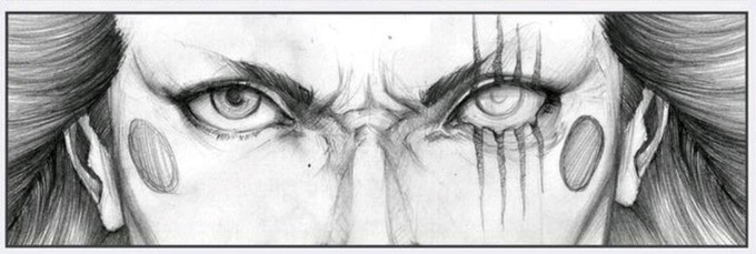 pencils by Charity Buhain