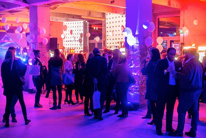 Opening Party of VIENNA DESIGN WEEK 2015 © Kramar/Kollektiv Fischka