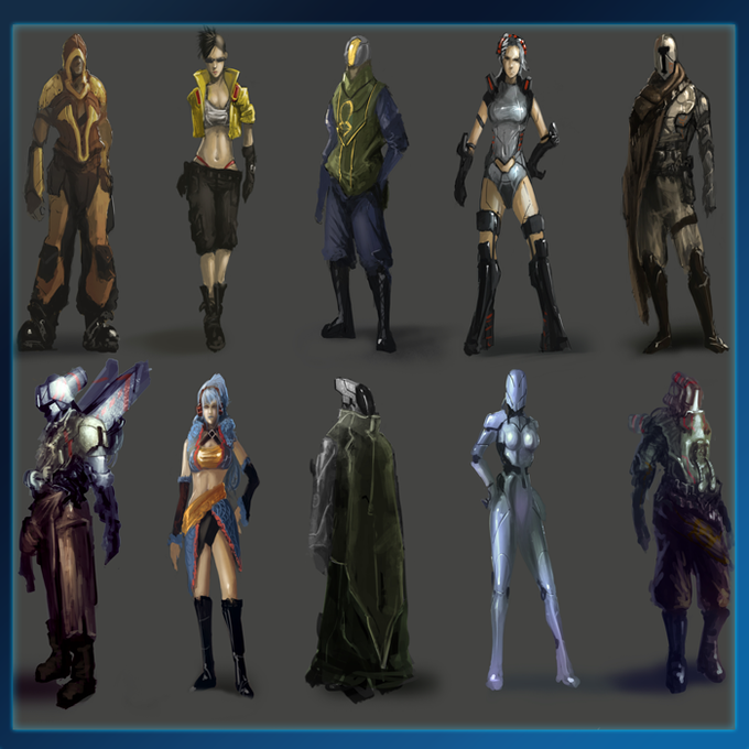Outfit Concepts