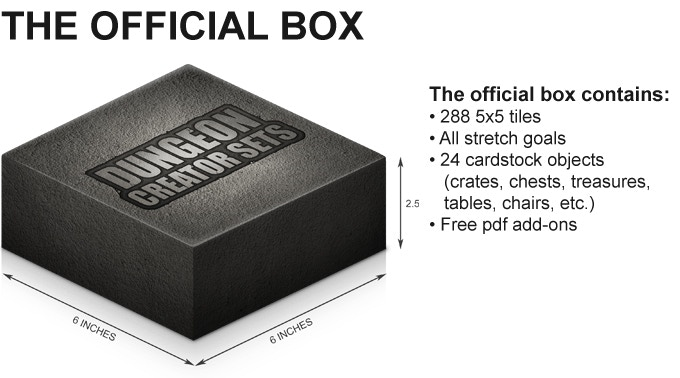 The Official Box